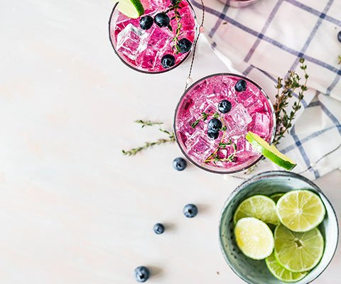 #Lemonade_&_Smoothie_Corner